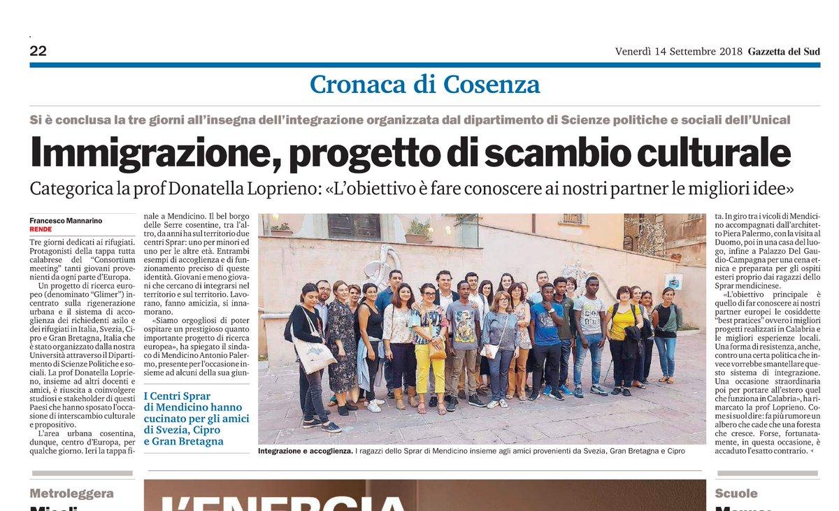 Italian Newspaper September 2018